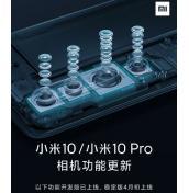 Xiaomi подготвя ъпдейт за камерите на Mi 10 и Mi 10 Pro