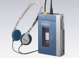 Sony Walkman на 40 години