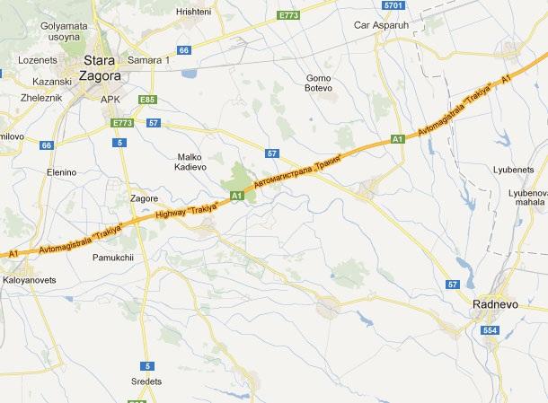 Google Maps S Obnovena Karta Na Blgariya Novini Mobile Bulgaria