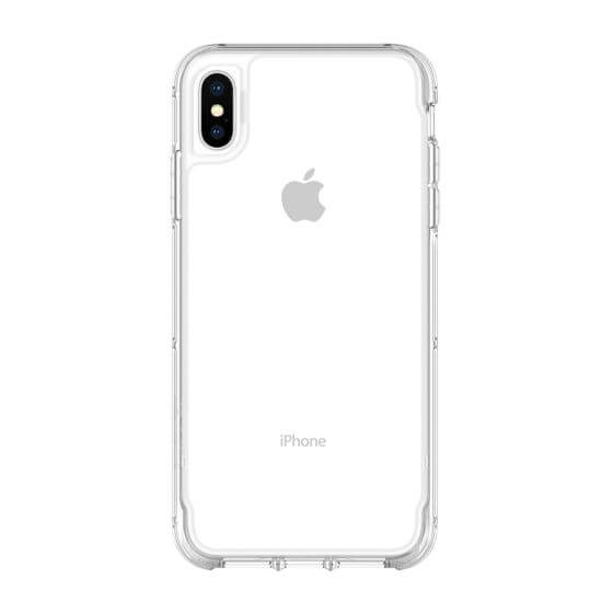 Griffin Griffin Survivor Clear Case - хибриден удароустойчив кейс за iPhone XS Max (прозрачен)
