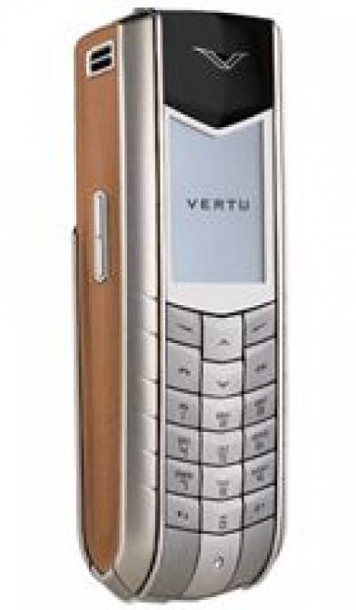 Nokia Vertu Ascent Brown Leather
