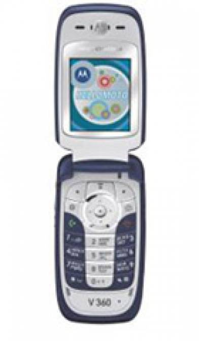 Motorola V360 Dark Blue