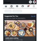 Facebook подготвя тъмен режим за приложението си за Android