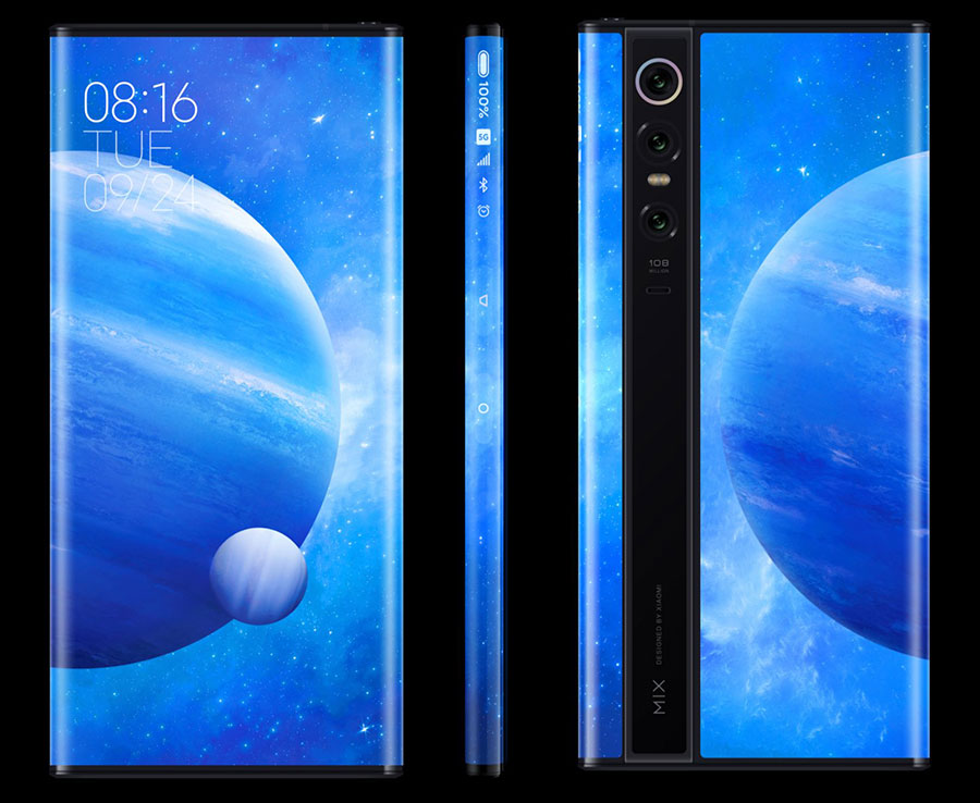Xiaomi прекратила разработку серии Mi MIX