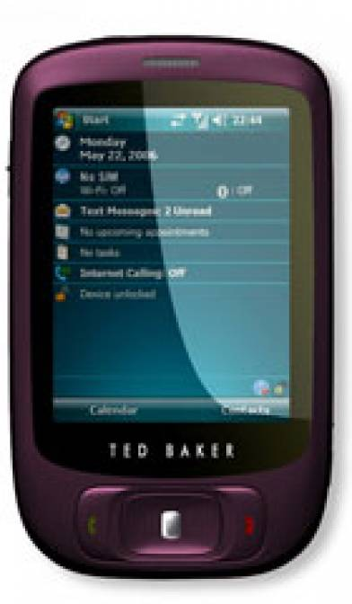 HTC Touch Ted Baker