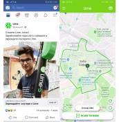 Lime вече набира желаещи да зареждат скутерите ѝ в София