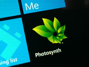 Microsoft пусна версия на Photosynth за Windows Phone 7