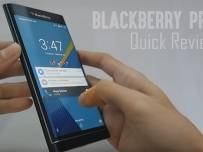 Видео показва BlackBerry Priv с Android 6.0