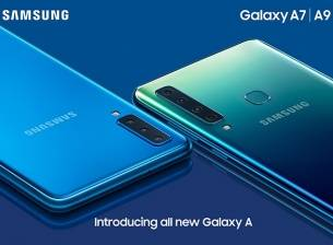 Samsung Galaxy A9 (2018) получава Android Pie