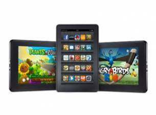 Android Market вече може да се разглежда през Kindle Fire