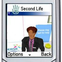 Second Life Mobile