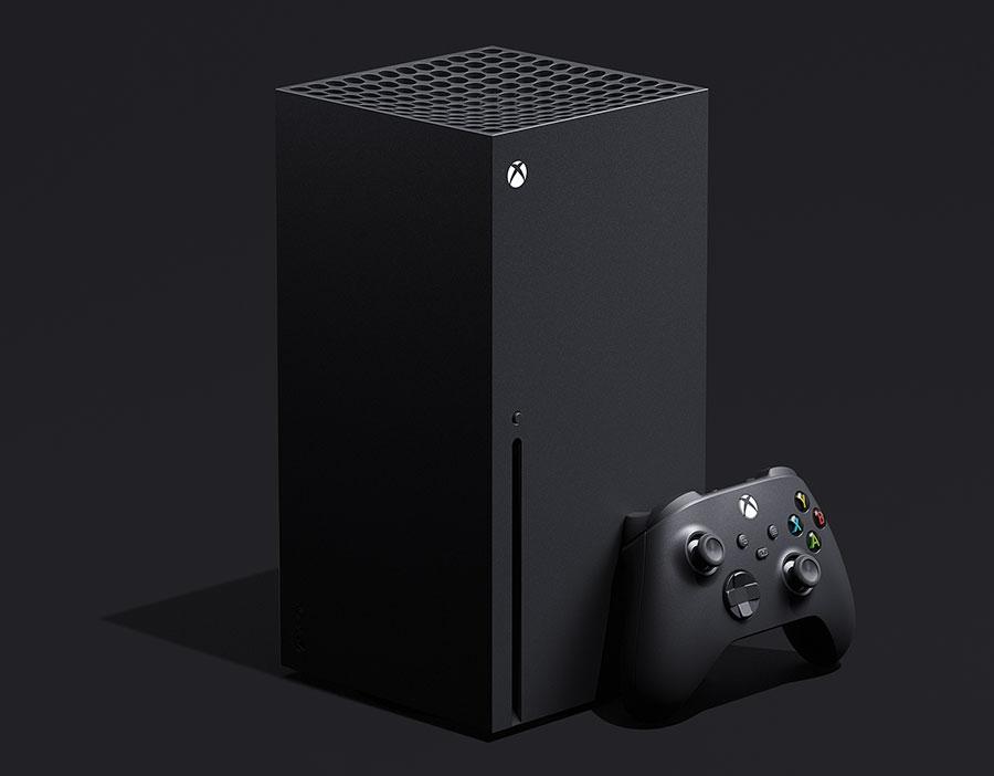 Продажи Xbox Series X начнутся в ноябре.