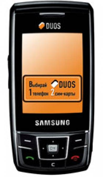 Samsung D880 Duos