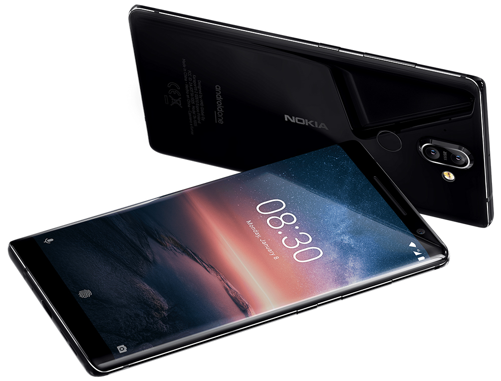 HMD Global пусна Android 9 Pie за Nokia 8 Sirocco