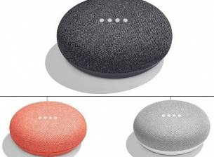Google Home Mini ще е умален вариант на Google Home