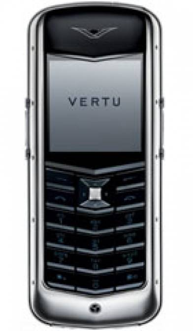 Nokia Vertu Constellation polished steel