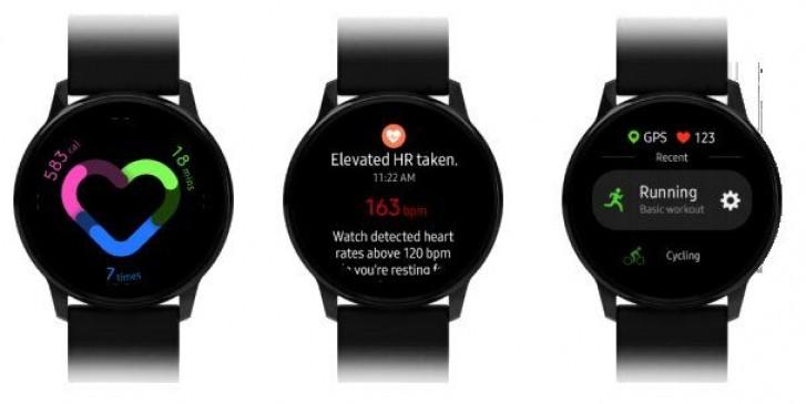 Появиха се снимки на Samsung Galaxy Watch Active с интерфейс OneUI - Новини | Mobile Bulgaria