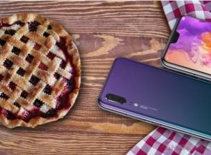 Huawei P20, P20 Pro и Mate 10 Pro вече получават Android 9 Pie