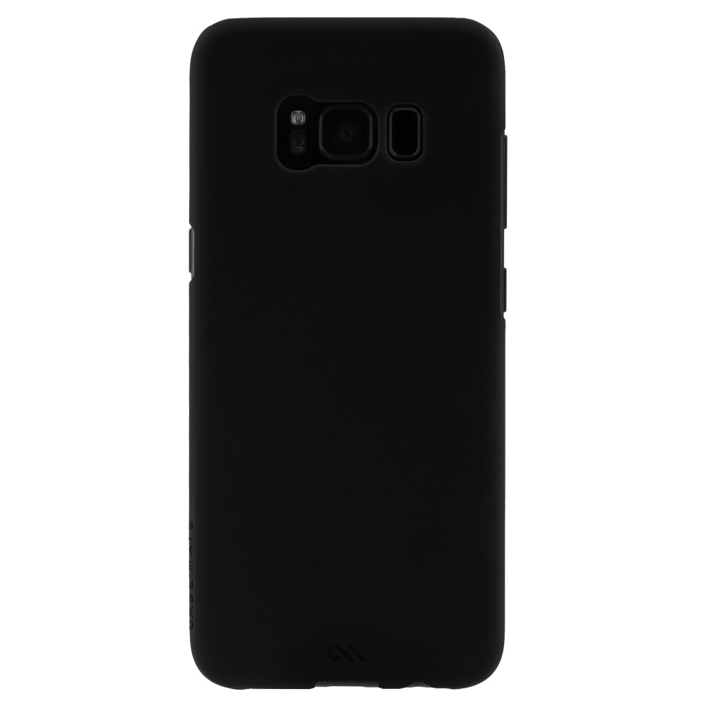 CaseMate CaseMate Barely There - поликарбонатов кейс за Samsung Galaxy S8 Plus (черен)