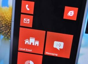 Демо на Windows Phone 8 от емулатора в SDK