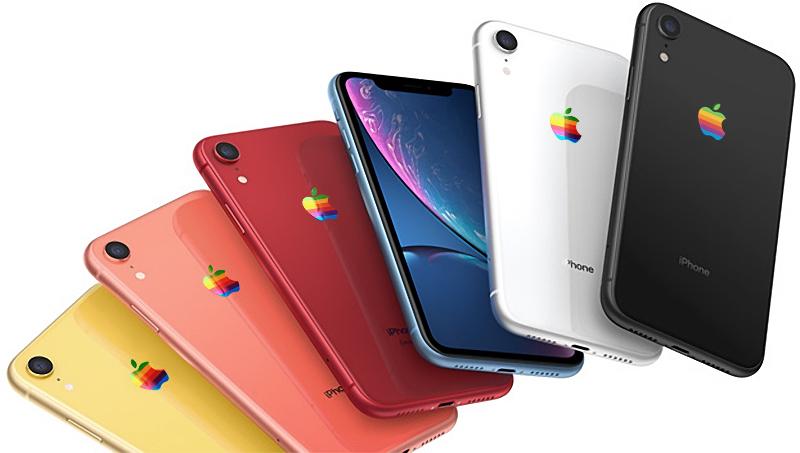 Apple може да възроди логото с цветовете на дъгата - Новини ...