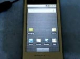 Android за XPERIA X1?