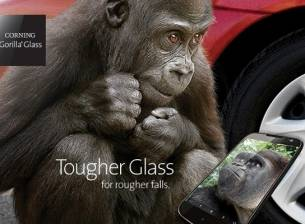 Samsung Galaxy Alpha използва Gorilla Glass 4