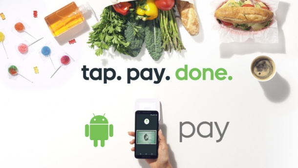 Скоро Android Pay ще заработи и в Чехия