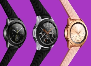 Samsung представи Galaxy Watch