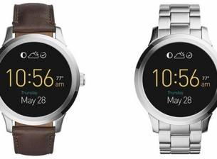 Fossil представи часовник с Android Wear